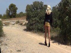 Gold & heels 2