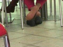 mature nylon soles