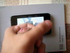 sperm on iphone