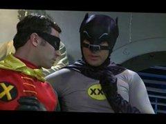 Batman and Robin FUCK Catgirl