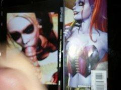 Harley Quinn cum tribute SoP