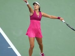 Ana Ivanovic is hot! Sexy On-Court Impressions Part 1 of 6