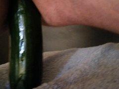 Dicke Gurke in meinem Arsch (have a cucumber in my asshole)
