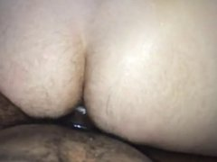 Going for a ride on a dark cock!!!
