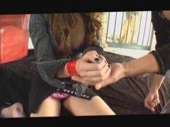 censored Handcuffed Porn