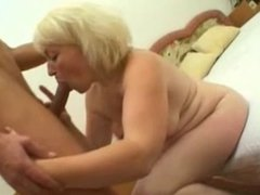 Mature woman and guy - 35