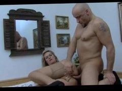 huge boobs mature take anal