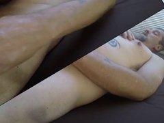 Brearded Cub Sucks Off Redneck