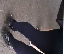 Loira Gostosa de Leg