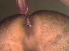 Creampie - Older Guys CloseUp Fuck