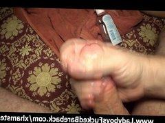 Ladyboy Jiji Massage Cum Dump