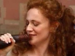 Amateur - Redhead Mature IR DP MMF Threesome