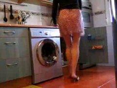 moglie e idraulico
