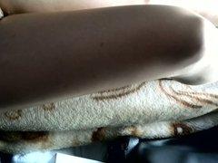 Pantyhose penis