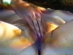 CaroleX: Exhibiting and being fingered on the beach
