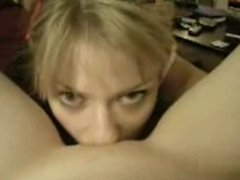 Cute Lesbian Pussy Licking