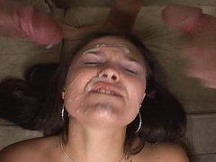 Double Cumshot - Vanessa