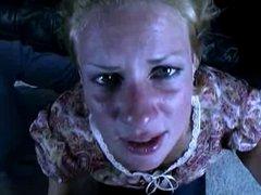 amateur Blowjob blonde Facial - AWESOME