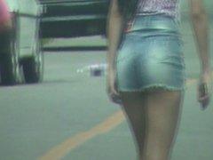 mini short in public part 4