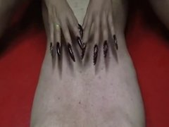 Long sexy nails