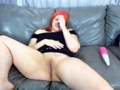 Big Boobs Porn Star Orgasm Show