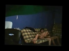 College teen on real hidden cam