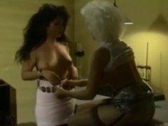 Raven Richards & Sabrina lesbians