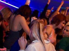 Real party euro amateur gets cumshot