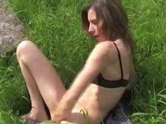 Picnic Outdoor Fisting Fun