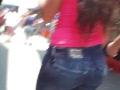 Culito de chava mexican