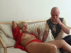 Mature and young cock 67
