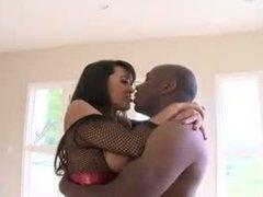 Busty Milf Vs Big Black Dick