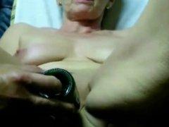 Amateur - Mature Bottling Orgasm