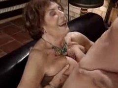Granny gets young stud