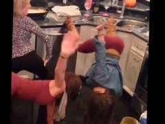 Brooke Tessmacher (Adams) Twerking Compilation