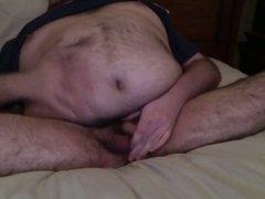 me having a little fun on webcam. :)