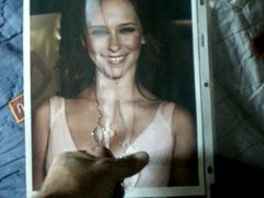 Cum Tribute for Jennifer
