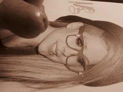 Sperm for Avril Lavigne - part 5