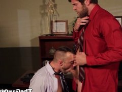 Colby Keller fucking in the office