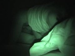 homemade mutual masturbation and sex (nightvision)