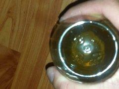 bottle insertion 16cm diameter