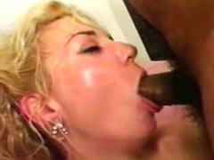 Chessie Moore Huge Tits Fucked by 2 Old Perverts