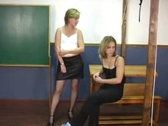 Teacher Spank and Finger 2 Teens xLx
