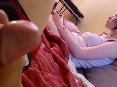 flashing my girlfriend Sister