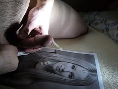 Sperm for Avril Lavigne - part 6 (120 fps)