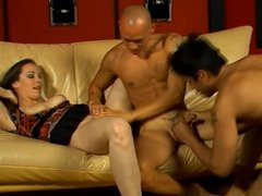MMF Bisexual Threesome 279