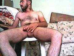 Turkish with a big balls & Tool