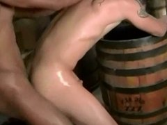 dude cums getting fucked by bbc