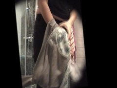 From the vault 2: Sexy sis in law shower hidden cam