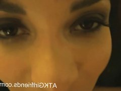Virtual POV Date with Anissa Kate in Las Vegas w creampie